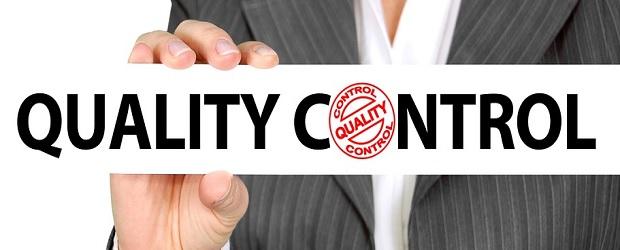 contrôle de la qualité des produits avant exportation